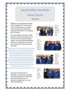 Newsletter School Council thumbnail